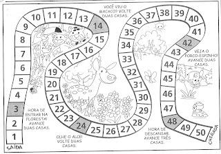 Alfabetizacao E Cia Jogos De Trilha