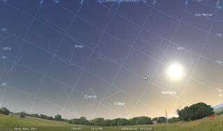 stellarium  Mirando al cielo con Stellarium