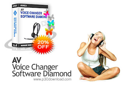 AV Voice Changer Software 6.0.10 - Diamond Edition