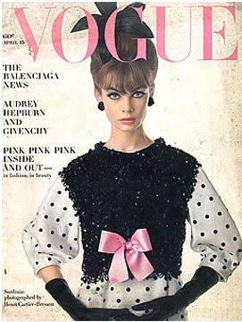 Vintage Vogue Magazines