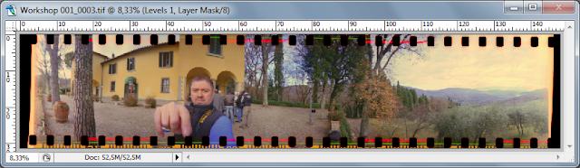 scansionare i negativi fotografici