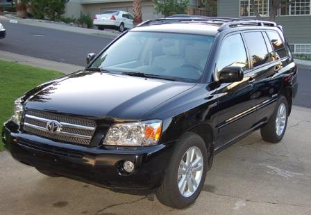 2006 Toyota Highlander Hybrid Reviews