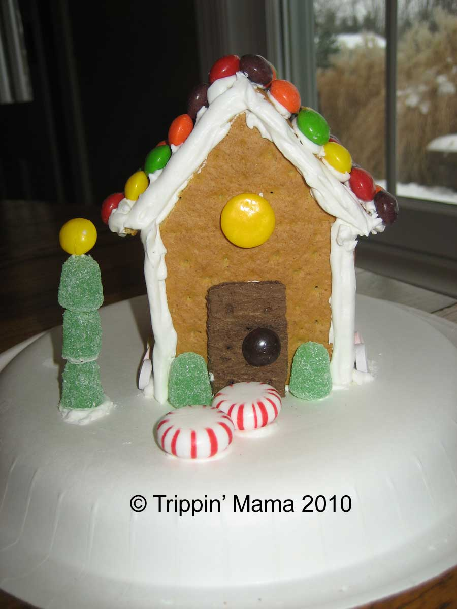 Trippin Life With Triplets Graham Cracker Quot Gingerbread