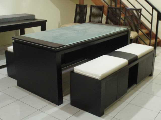 Cemara Furniture Contoh Produk Meja Makan