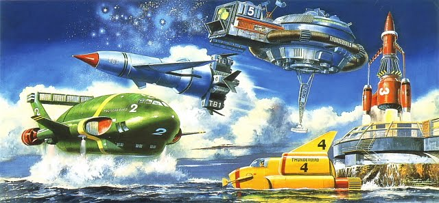 felix ip。蟻速畫行: Thunderbird Vintage Illustrations - photo#23