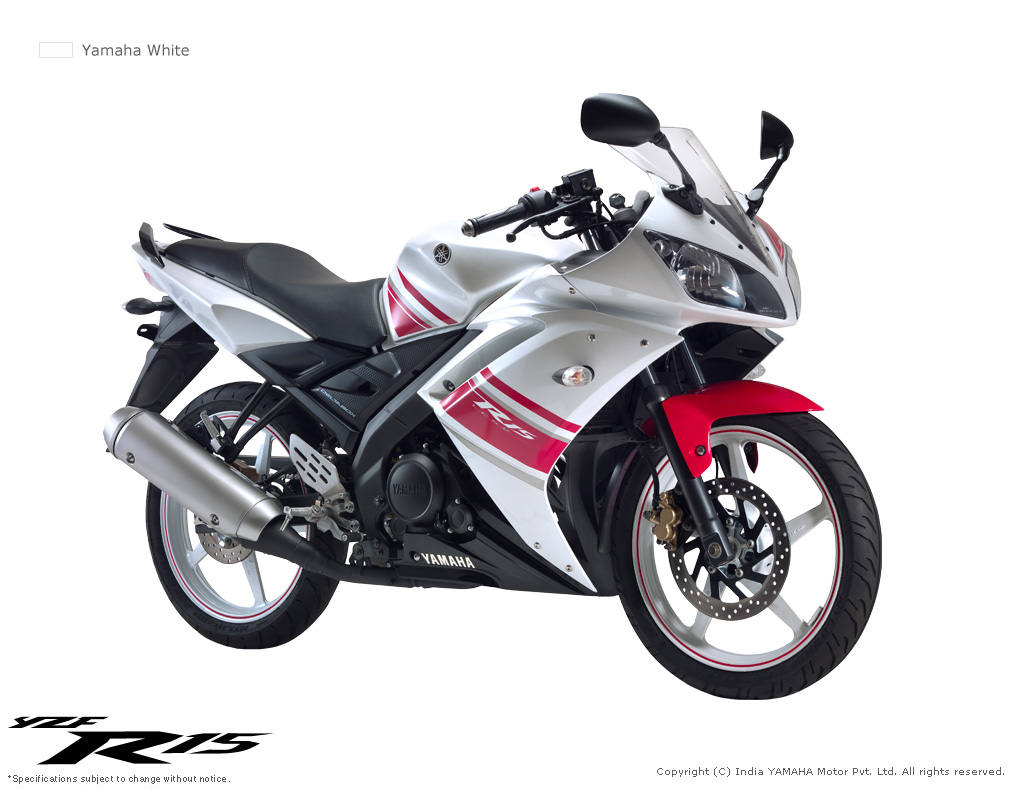Yamaha R15 V0