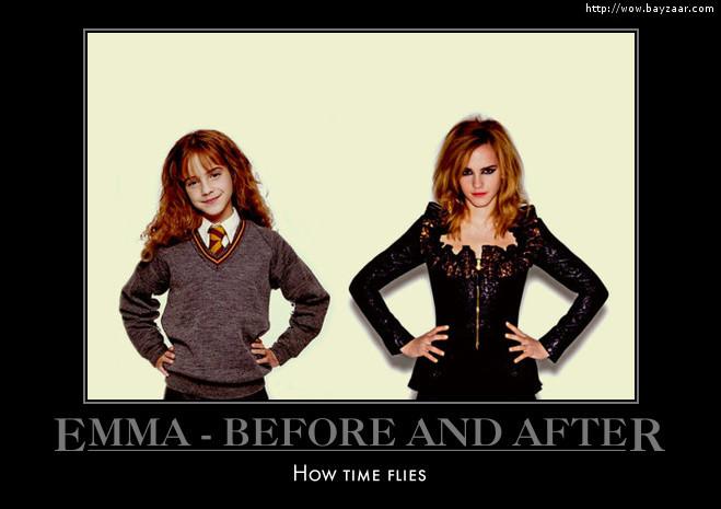 Emma Watson Before And After HaircutEmma Watson Before And After Haircut