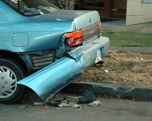 Teen Auto Accident 80