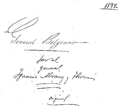 Los Mas Grandes de la Historia: General Manuel Belgrano