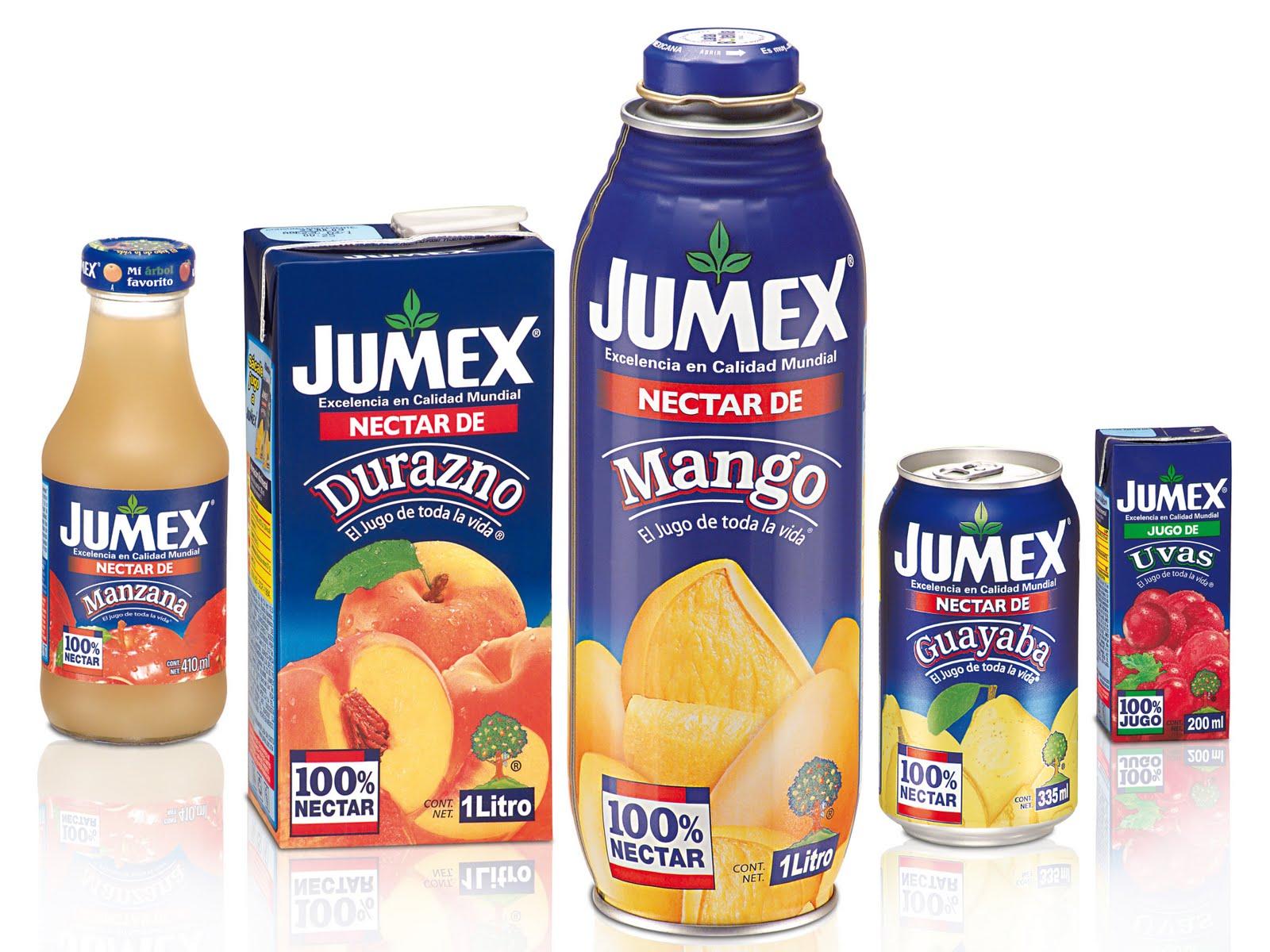 Resultado de imagen para jugo de frutas jumex