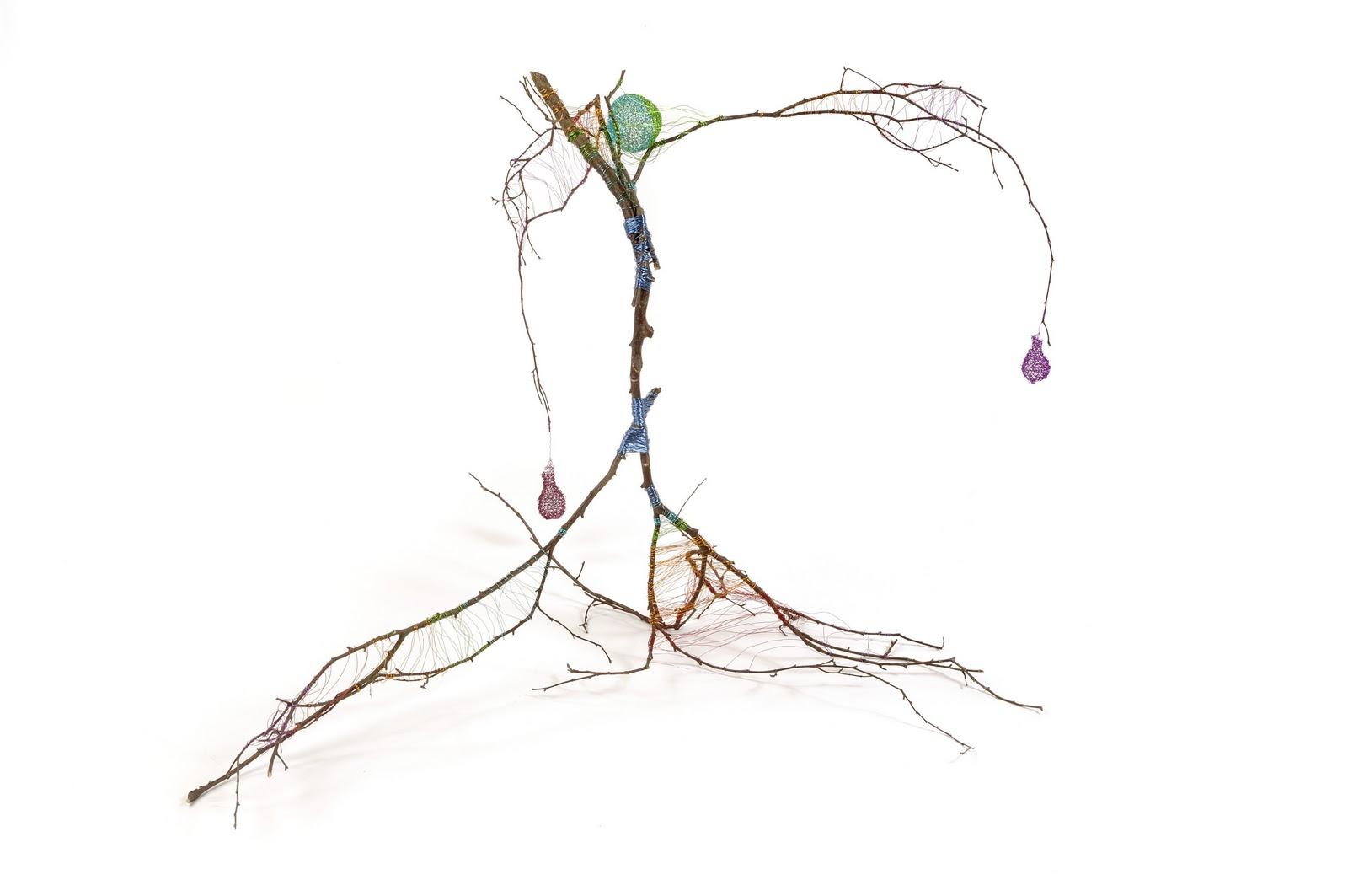 Jane Southgate: Mushrooms, moss and reclaiming work.