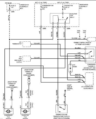 honda civic cooling fan wiring diagram image details 2001 honda civic cooling system wiring diagram 1997 honda civic system wiring diagrams cooling fan ...