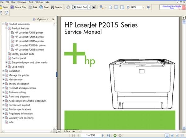 hp laserjet p2015 series printer service and repair manual printer rh printer1 blogspot com