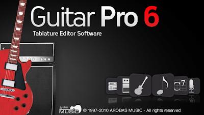 Descarga Guitar Pro por Arobas Music
