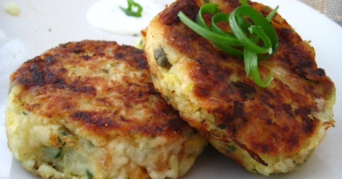 How To Make Canned Tuna Fish Cakes