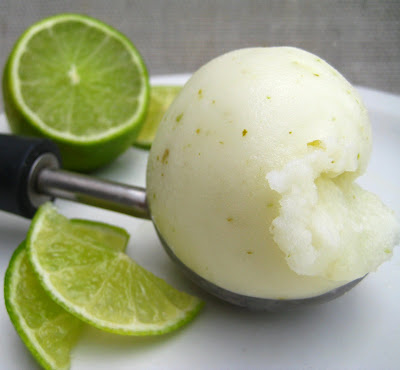 Lemon sorbet recipe without ice cream maker uk