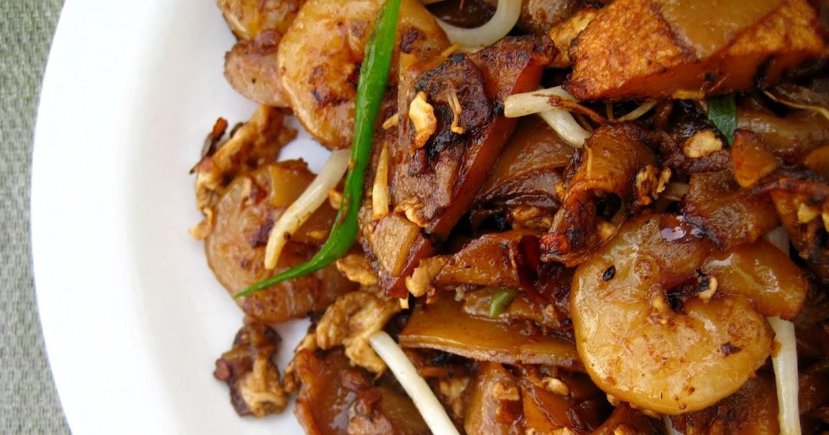 Sam Tan S Kitchen Penang Char Kuay Teow Stir Fried Flat