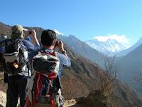 Everest Base Camp Trekkers Winston Ho and Richard Kelliher Report