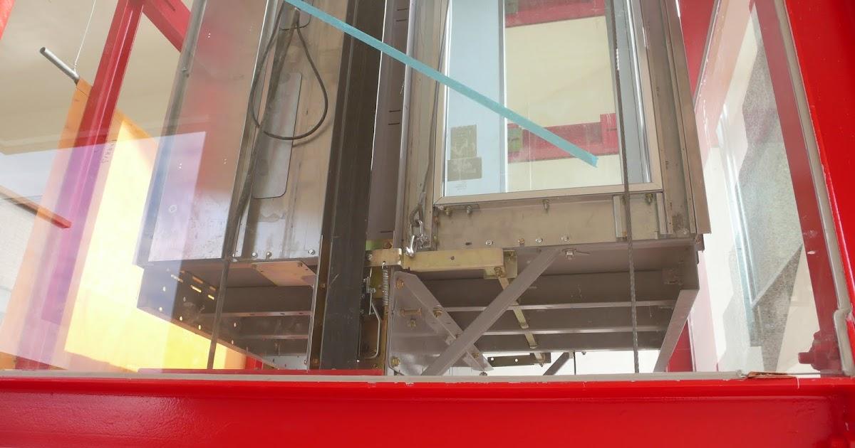 臺中市北區省三國小「第二期工程」Blog: 100.01.04 電梯安裝開始