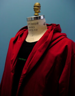Fullmetal Alchemist Edward Elric Coat Close-up View