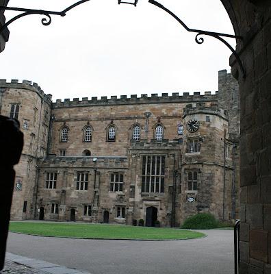 College University: Castle Day University College Durham