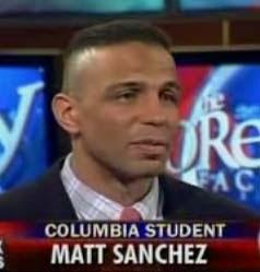 Matt sanchez gay porn