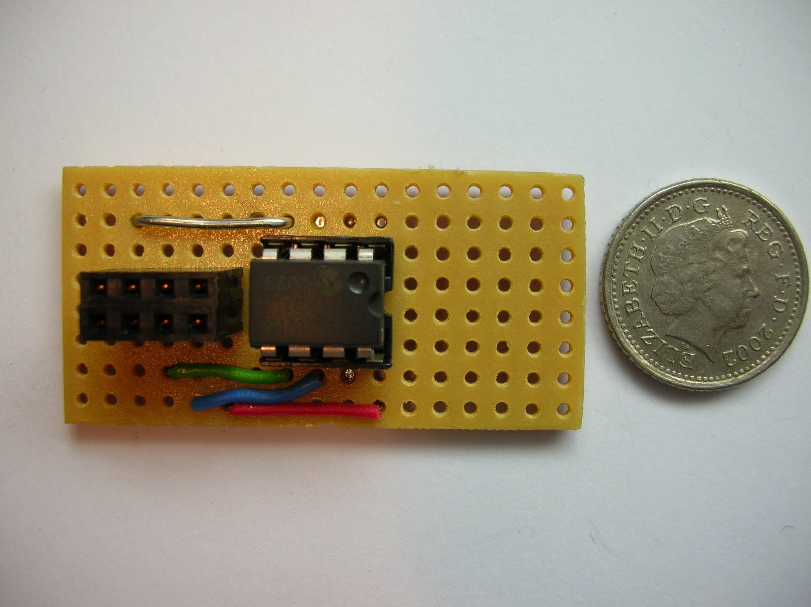 RAREblog: Arduino I2C Data Logging Board