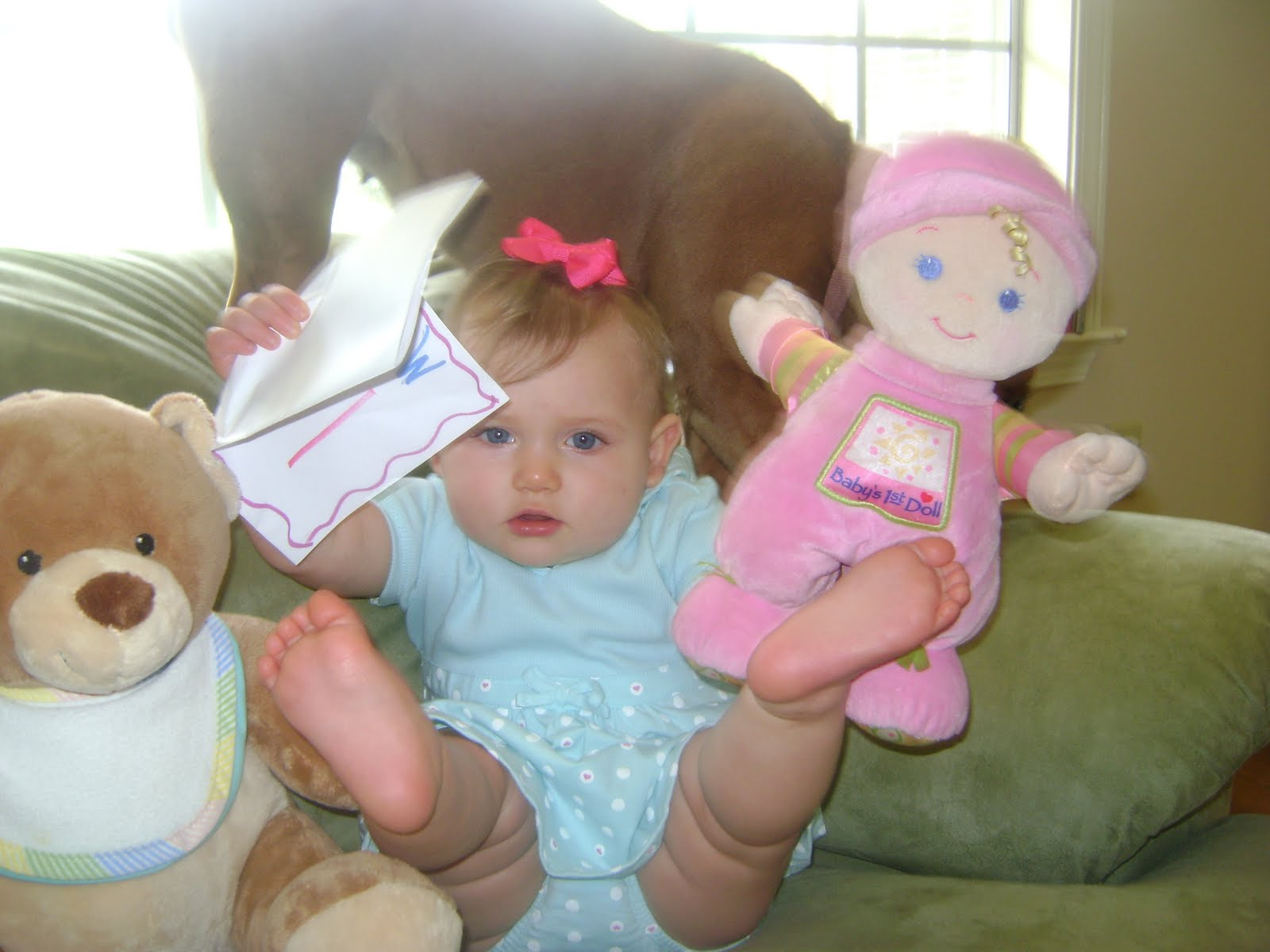 The Joyner Journal Our Baby Girl is TEN Months Old