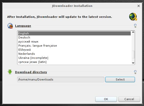 JDownloader - Simple, Useful Download Manager, Install in