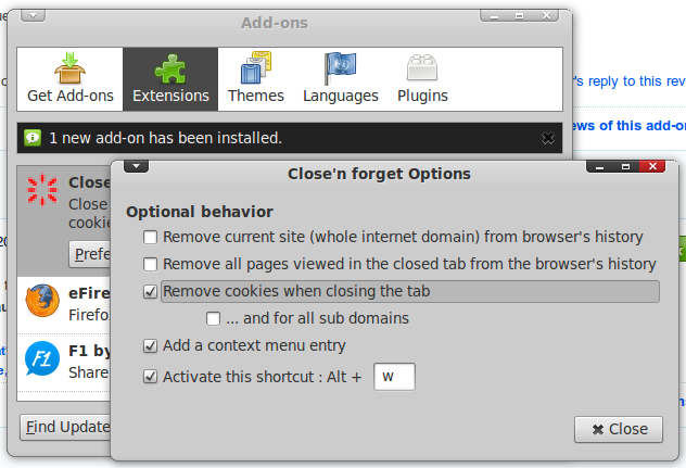 Top 10 Firefox Add-ons to Make Browsing Safe, Secure and Private