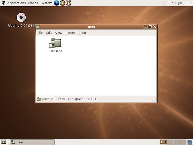 Ubuntu History complete