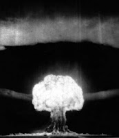 JOE 4/SLOIKA: Name:Joe 4, the Sloika; Date:August 12, 1953; Site:Semipalatinsk, Kazakhstan; Detonation:Tower; Yield:400kt; Type:Fission/Fusion, U235/Li6/Tritium