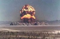 FIZEAU-DAY: Test:Fizeau; Date:September 14 1957; Operation:Plumbbob; Site:Nevada Test Site (NTS), Area 3b; Detonation:Tower, altitude - 500ft; Yield:11kt; Type:Boosted Fission