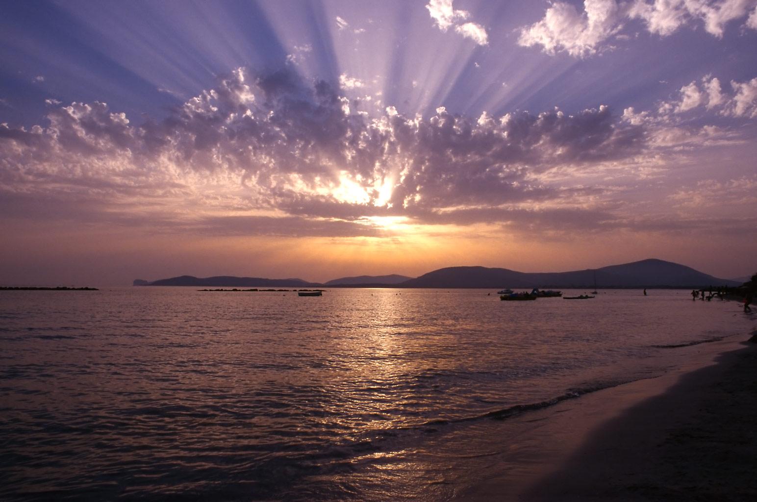 Beautiful sunsets on beach - Foto galerije - photo#11