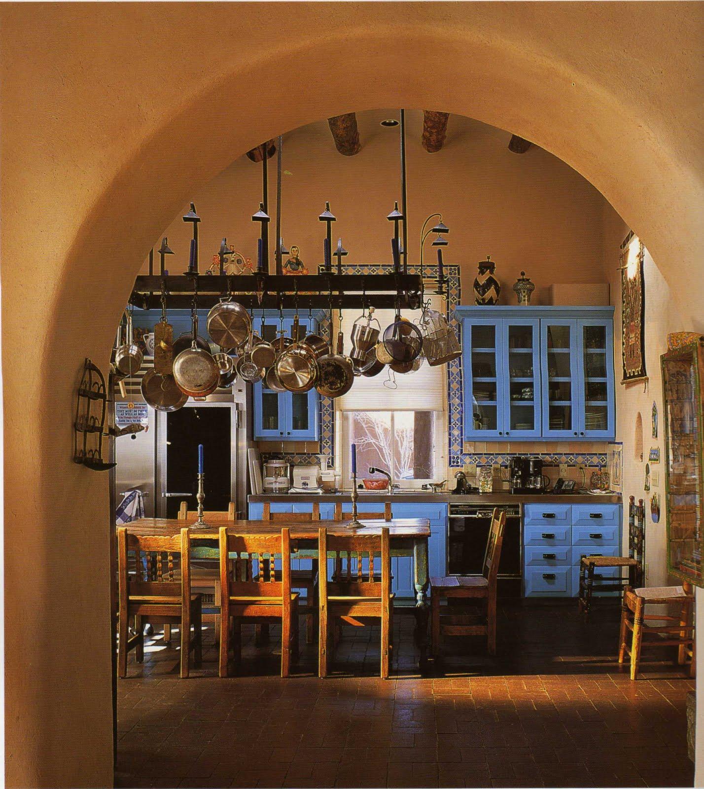 Mexican Kitchen: Saffron And Silk: Oh Mexico