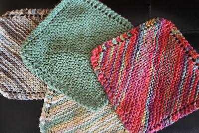 Dishcloth Tunisian Crochet Pattern – Free Patterns