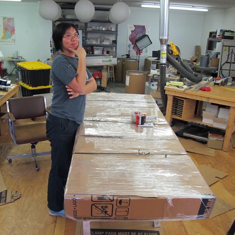 Denver Teacher Strike: Riparian Rap: Fun With Cardboard (and Geomorphology