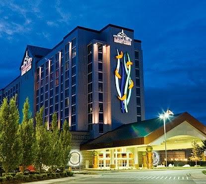 Hotel Casino Washington State