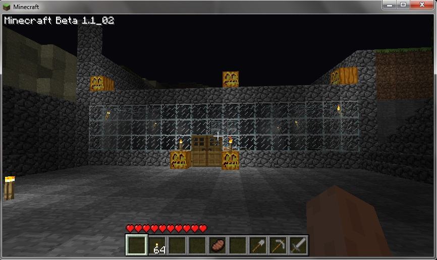 1min's Blog: How Minecraft Can Become the Next Big MMORPG