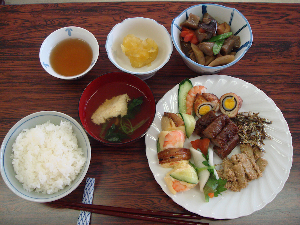 Japanese Diet Food Delivery