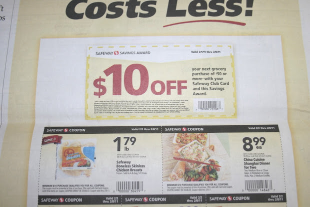 Thrifty Living Nw 10 50 Safeway Coupon In Food Day