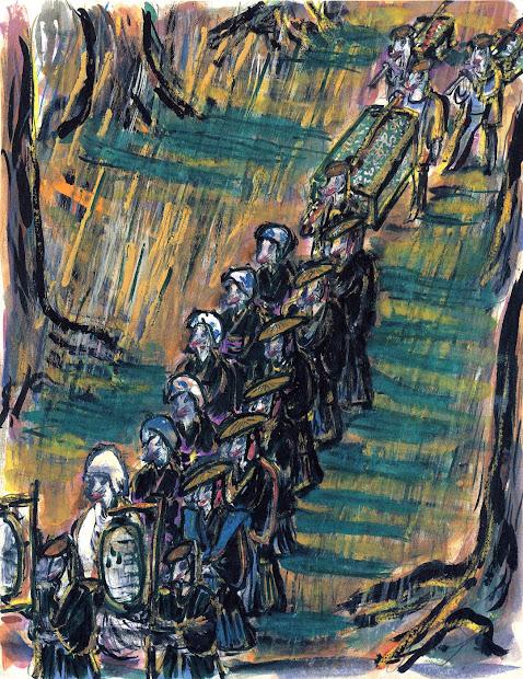 Akira Kurosawa Paintings