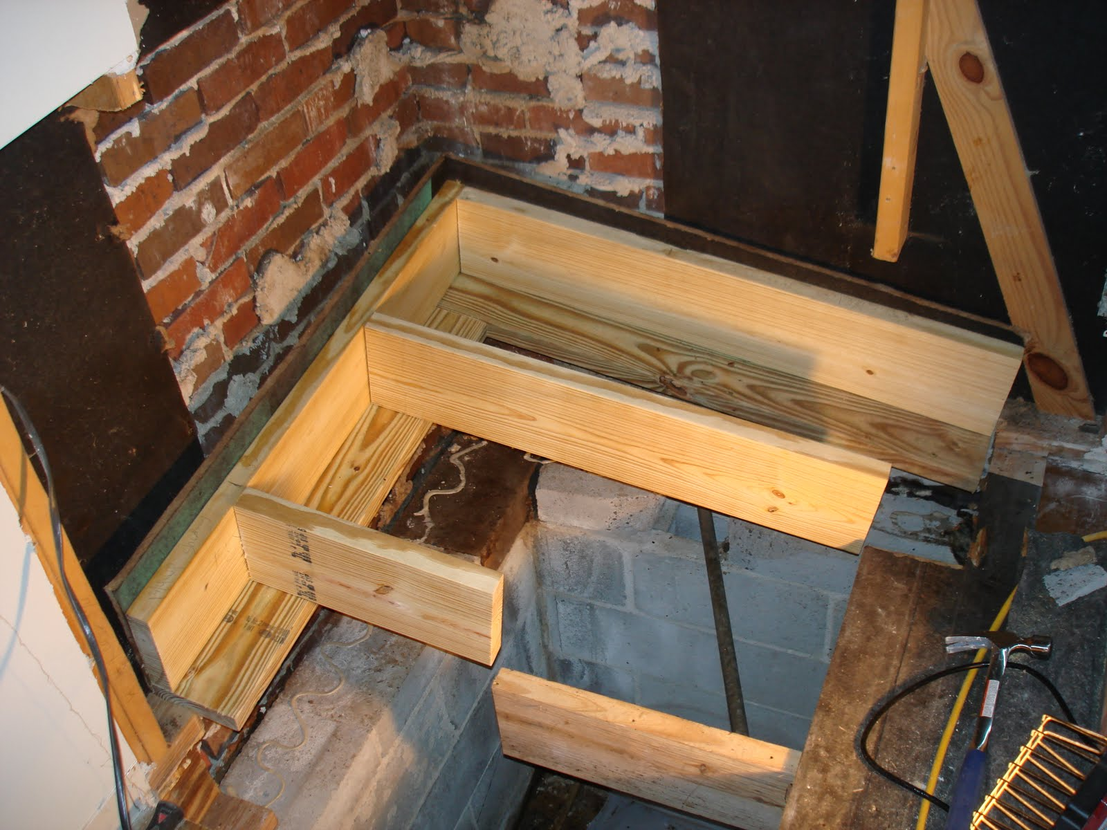 Extend Existing Floor Joists Flooring Ideas and Inspiration