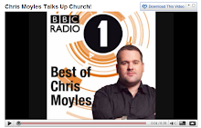 Chris Moyles on Baptism