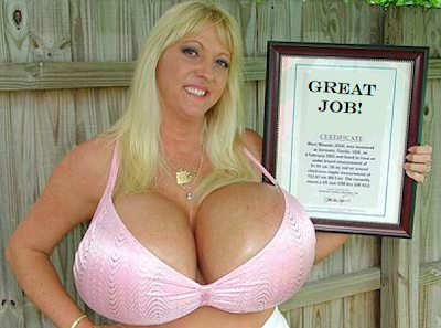 great jobs with Girls boob
