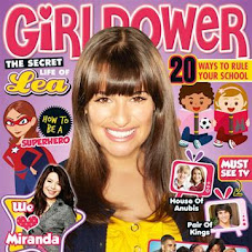 i'm featured in GirlPower magazine