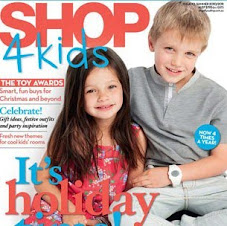 i'm featured in Shop 4 Kids magazine