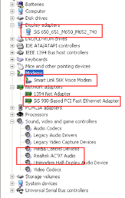 Sis univga3 driver windows xp.