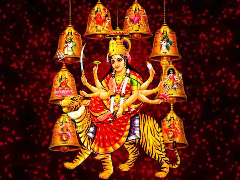My Perception: Kanya Pujan -A View On The Hindu