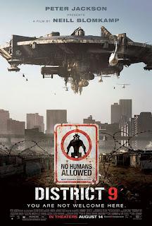 Yasak Bölge District 9 film izle